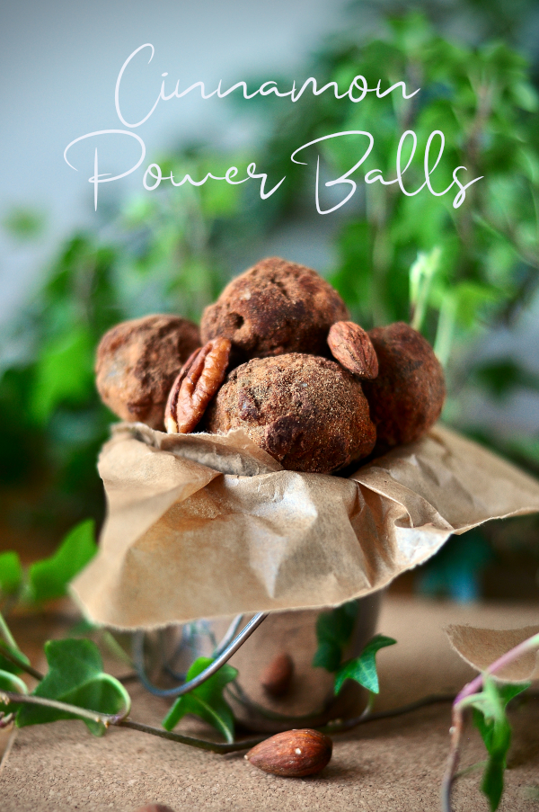cinnamon power balls