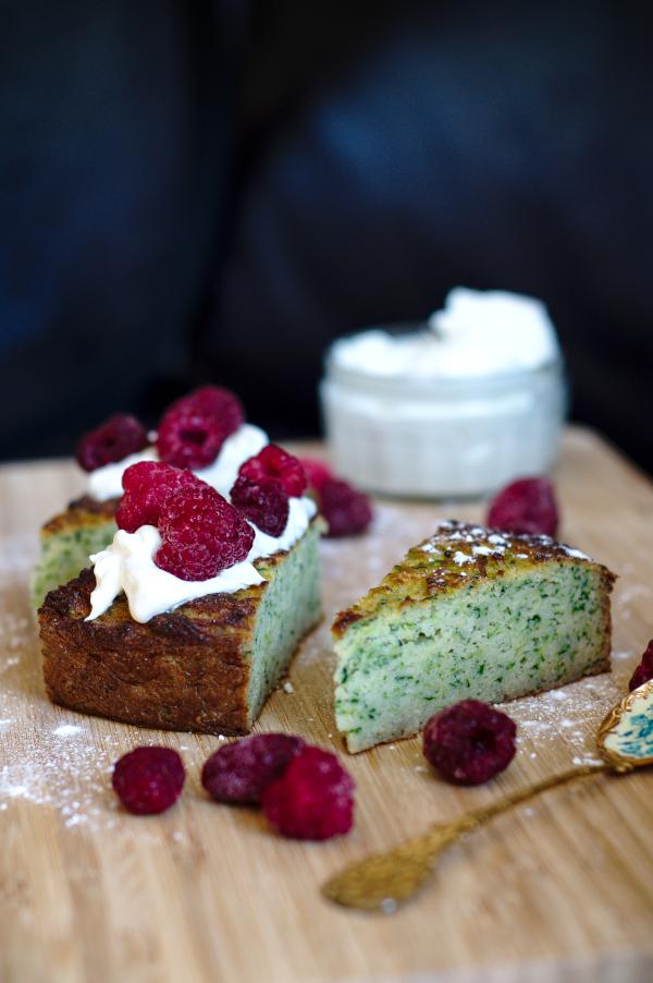 low carb cake